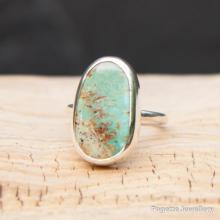 Turquoise Ring R175