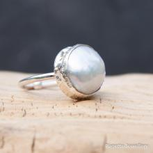 Baroque Pearl Ring R155