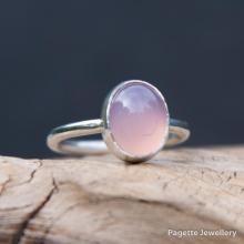 Chalcedony Ring R158