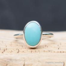 Turquoise Ring R168