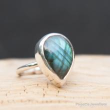 Labradorite Ring R171