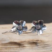 Flower Earrings E116